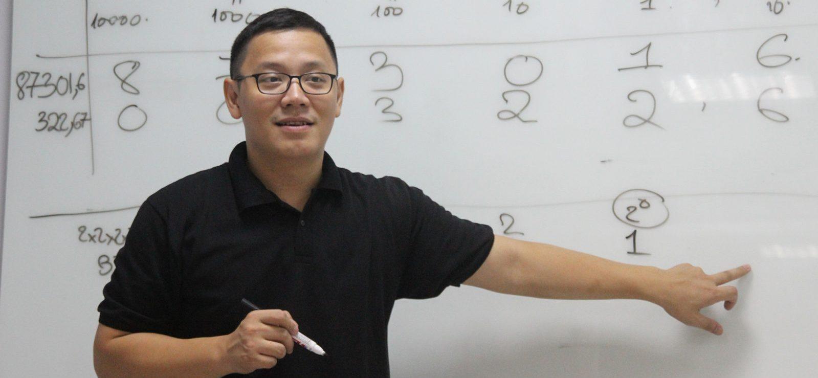 Đào tạo giáo viên